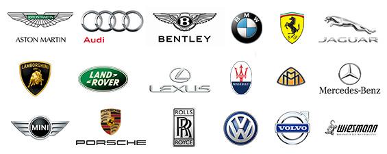 Luxury Rental Car Fleet  Prestige Car Rentals  Auto Europe