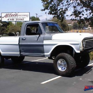 1965 - 1979 Ford Truck Fiberglass Body Parts