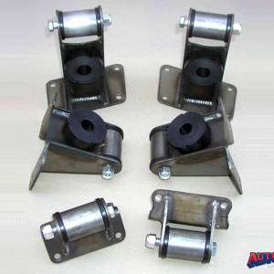 Cage Mounting Brackets
