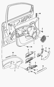 Seat Teilekatalog carroceria / Toledo 2005 Parts Catalog