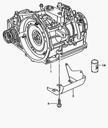 Volkswagen Teilekatalog Getriebe / Corrado 1993 Parts