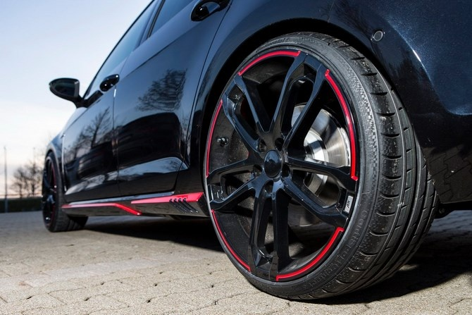 ABT VW GOLF GTI DARK EDITION