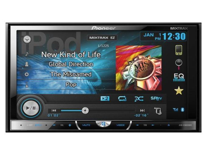 Pioneer touch