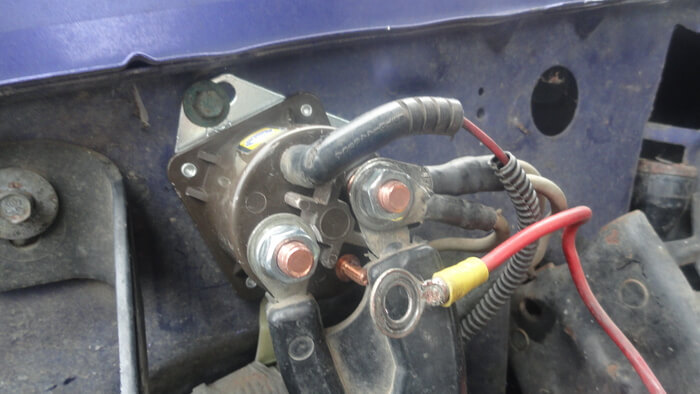 ford solenoid wiring diagram loncin 110 what is a starter and how to jump it - ground report