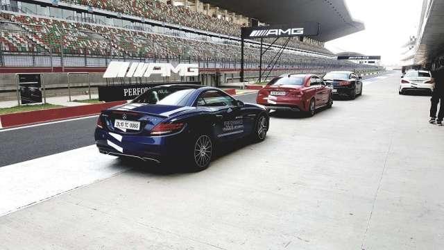 Mercedes-Benz Indian auto industry