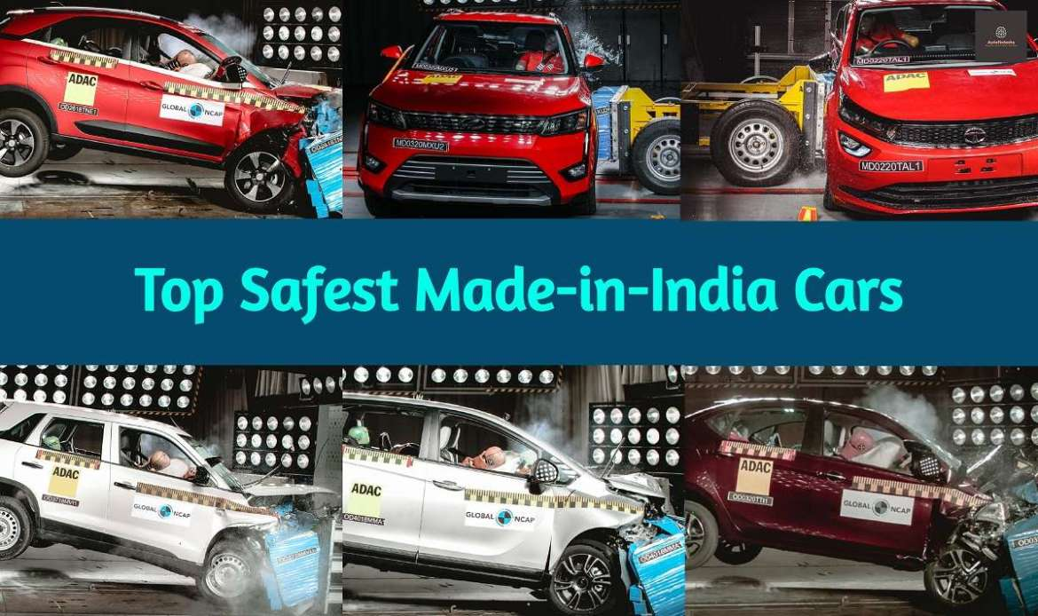 Car safety: Top safest Made-in-India cars in 2020