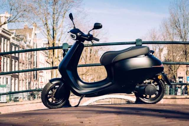 Etergo AppScooter Ola Electric