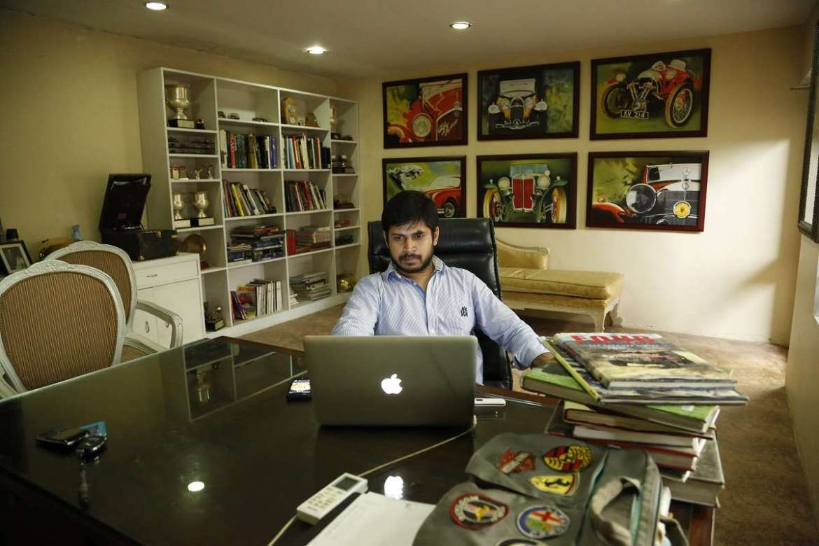 Car artists at Cartist trying to build a unique culture for next-generation: Himanshu Jangid
