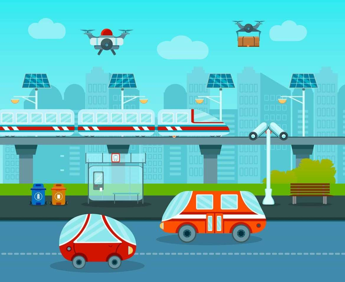 Reconnecting cities through smart and intelligent transportation