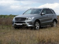 Mercedes-Benz ML 350 BlueTEC 4MATIC