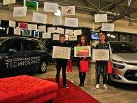 Ark Mihelić dodijelio nagrade za umjetnička djela Technospace