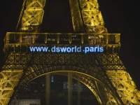 """DS, ambasador Pariza s """"www.dsworld.paris"""""""