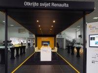 Renault predstavlja novi svjetski koncept prodajnih salona koji će se iz krapine proširiti po cijeloj Hrvatskoj