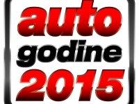 TV Automagazin – Auto godine 2015