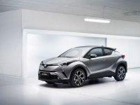 Toyota C-HR – svjetska premijera u Ženevi