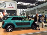 Citroën na ZG Auto Show-u