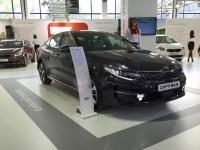 Kia Optima – hrvatska premijera na ZG Auto Show-u