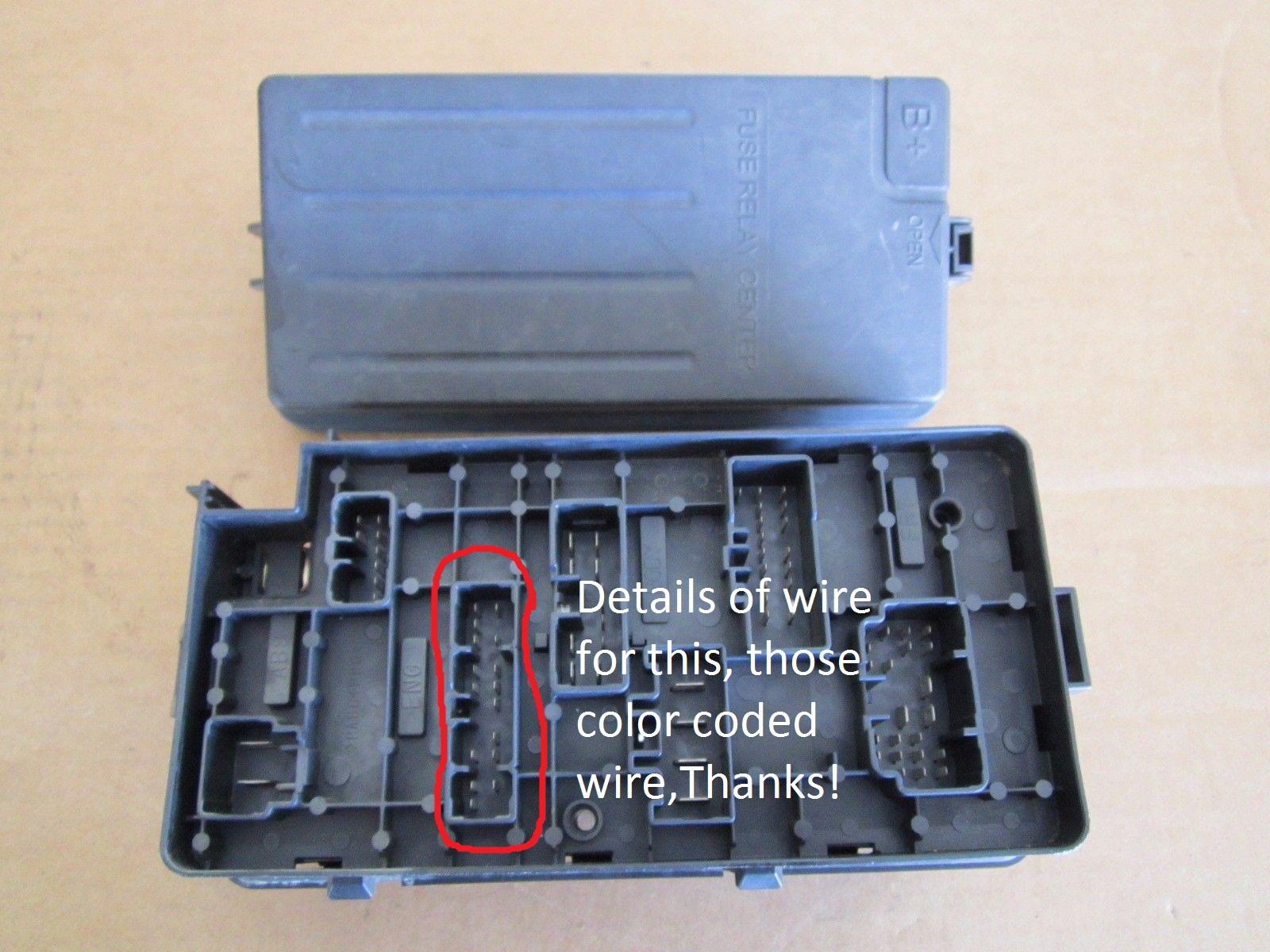 Chevrolet Optra 16 2005 Wiring Problem Hi I Have A Problem