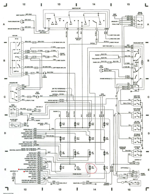 [DIAGRAM] 89 Dodge Shadow Wiring Diagram FULL Version HD
