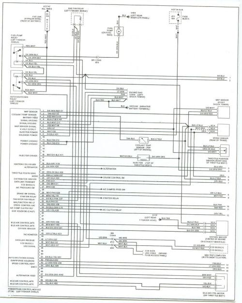 small resolution of plymouth acclaim fuse box wiring diagram 1993 plymouth acclaim fuse box