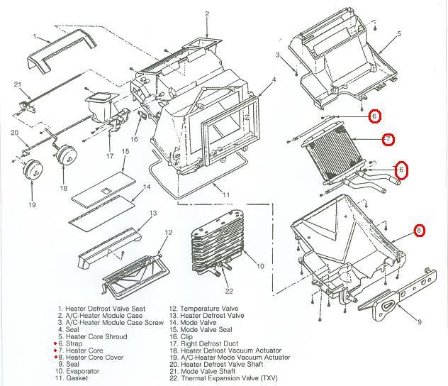 Isuzu Trooper Parts Diagram Auto Wiring Html