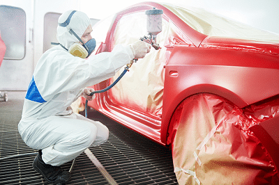 Can You Paint Over Clear Coat On A Car  Power Of Auto World