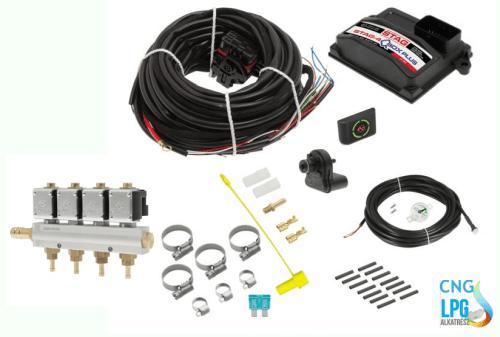Stag 4 Q-BOX Plus OBD VE/-/ACW01