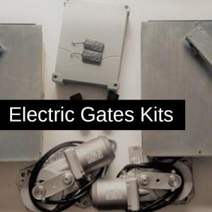Electric gates Kits - Home