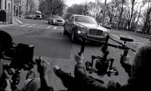 Рекламу Bentley сняли на iPhone 5s