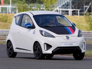 Morris Garages планирует запустить в серию электромобиль MG EV