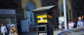 В Минске установят паркоматы на солнечных батареях