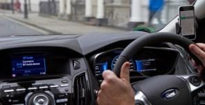 CES 2015: робомобиль Ford Fusion Hybrid и «умная мобильность»