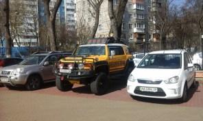 """Услугой """"Мобильная парковка"""" пользуются почти 65 тысяч киевлян"""