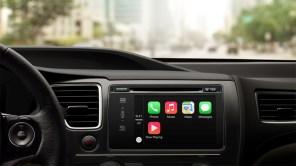Система Apple CarPlay стала доступна в России