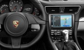 Apple CarPlay появится в автомобилях Porsche