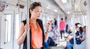 Исследование: пассажирам нужен Wi-Fi в общественном транспорте