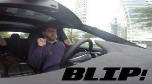 Автопилот Tesla: первый реальный обзор (видео)