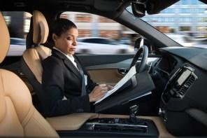 Volvo представила «умный» интерфейс для бортового автопилота