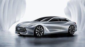 Infiniti выпустит гибридного соперника Mercedes S-Class