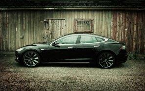Электромобили Tesla Model S получат доступ к сервису Spotify