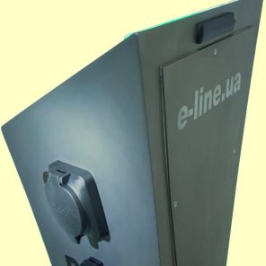 Компания E-Line представила новую электрозаправку мощностью 51кВт