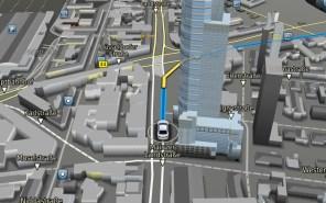 Bosch добавит объема в навигационные системы