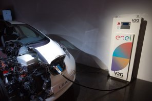 Владельцам электромобилей разрешат продавать электроэнергию обратно в сеть