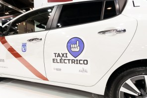 Мадридская служба такси закупит 110 электромобилей Nissan Leaf
