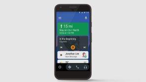 Система Android Auto стала доступна для смартфонов