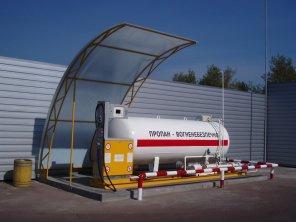 В Украине впервые проверили качество автомобильного газа