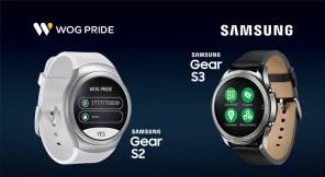 Приложение WOG Pride стало доступным для умных часов Samsung Gear S2