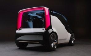 Honda NeuV: городской концепт-кар с функциями, как у Tesla