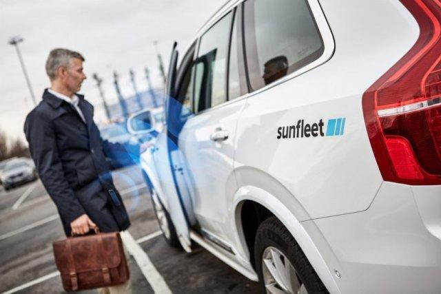 Volvo выходит на рынок каршеринга - совместного использования автомобилей
