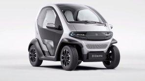 Китайский стартап создал конкурента Renault Twizy и Smart ForTwo
